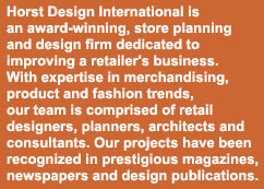 Interiors, Retail, Store Design, Architecture, Construction, Imaging, Branding, Planning, Buildings, Renovation, Department Stores, Chain Stores, Boutiques, Discount, Stores, Merchandising, Merchant, International Design, Shoppers, Customers